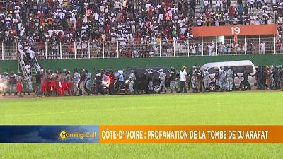 Côte d'Ivoire: Cercueil de DJ Arafat ouvert : suspects arrêtés - Monde