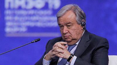 Guterres pour un financement de la force du G5 Sahel par les Nations unies