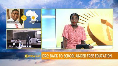 En RDC, la rentrée scolaire sur fond de gratuité des études [The Morning Call]