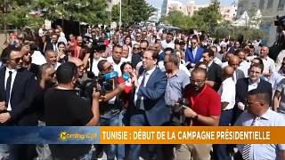 En Tunisie, début de la campagne présidentielle [The Morning Call]