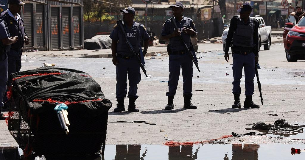 Xenophobia hub: more Nigerians repatriated from South Africa - Africanews English