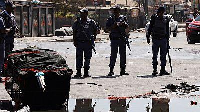 """Afrique du Sud : Ramaphosa juge les violences xénophobes """"totalement inacceptables"""""""