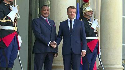 France : le Congo obtient un fonds pour protéger ses forêts, polémique autour de l'avion présidentiel