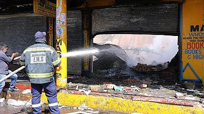 Violences xénophobes en Afrique du Sud : la riposte s'organise