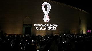 Qatar unveils logo for 2022 FIFA World Cup