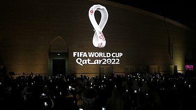 Mondial 2022 : le Qatar dévoile le logo de sa Coupe du Monde