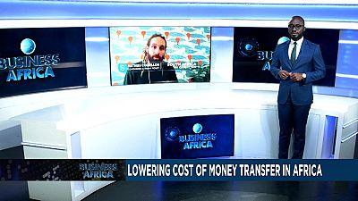 Baisse des coûts du transfert d'argent en Afrique