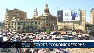 Egypt's economic reforms [Business Africa]