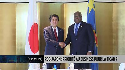 [Focus] DRC's Tshisekedi shines at 7th TICAD in Japan