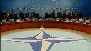 NATO reviews relations with Russia