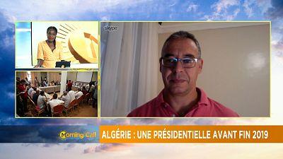 En Algérie, le chef d'Etat major exige une présidentielle avant fin 2019 [The Morning Call]