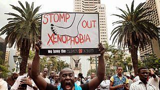 Afrique du Sud: la xénophobie, une machine qui verrouille d'autres secteurs