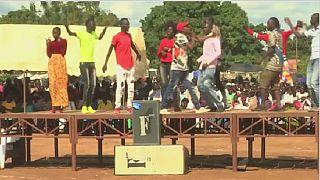 Soudan du Sud : un concert pour la paix