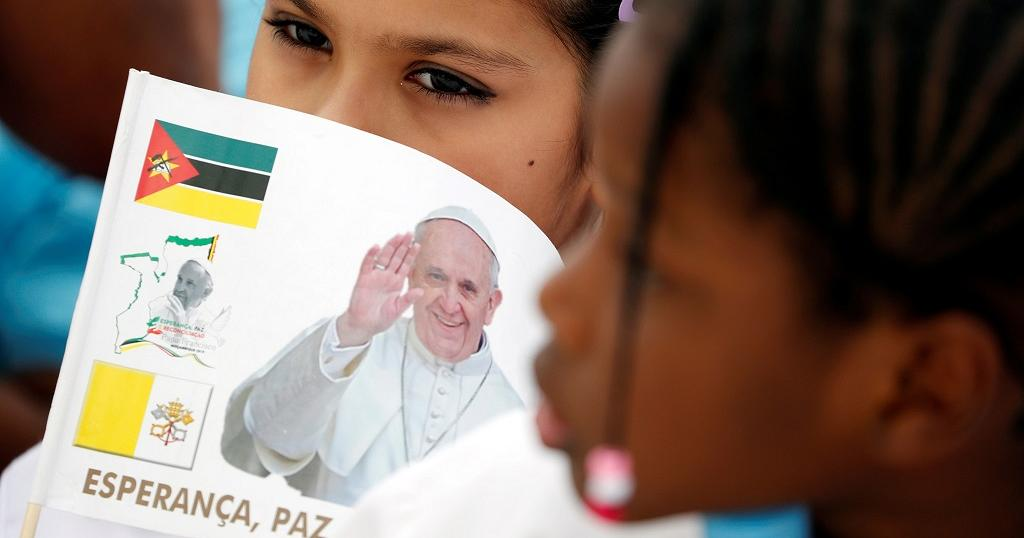 Pope to Mozambican leaders: 'Nurture peace and consolidate