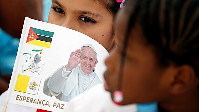 Pope to Mozambican leaders: 'Nurture peace and consolidate it'