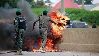 Violences xénophobes : des Nigérians s'en prennent aux entreprises sud-africaines [No Comment]