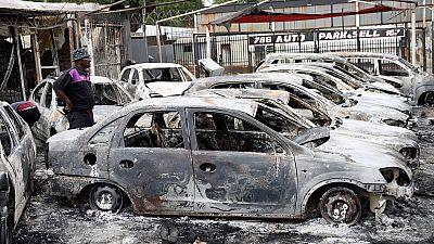 """Violences xénophobes en Afrique du Sud : """"au moins 10 morts"""", dont un étranger"""