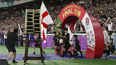 Rugby World Cup: Japan name squad to challenge 'scary' South Africa