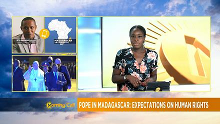 Pope in Madagascar: Expectations on human rights [The Morning Call]