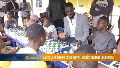 À Lagos, les jeux d'échec transforment la vie des jeunes des bidonvilles [The Morning Call]