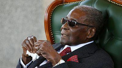 Décès de Mugabe: premiers hommages au héros de l'indépendance du Zimbabwe