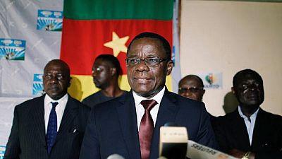 """Au Cameroun, le principal opposant à Paul Biya jugé pour """"insurrection"""""""