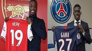 Fin du mercato estival 2019 : le top 5 des joueurs africains à suivre en Europe [Vidéo]