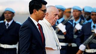 Pope expected to preach peace, equity as he lands in Madagascar