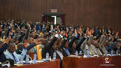 RDC : le gouvernement de coalition Tshisekedi-Kabila investi