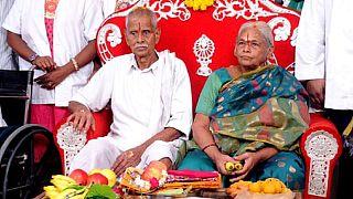 Inde: une femme de 73 ans donne naissance à des jumelles