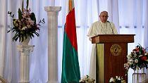 Le pape pousse un cri d'alarme sur la déforestation de Madagascar