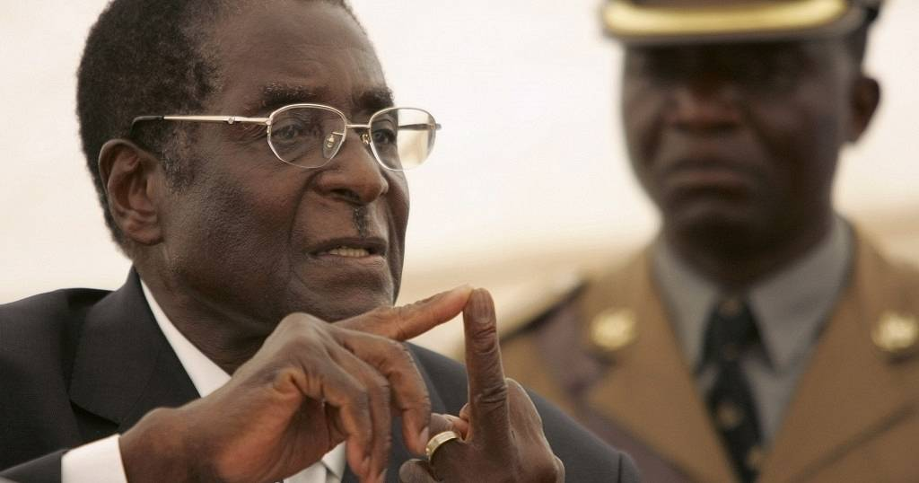 Highlights of Mugabe's love-hate affair with the West