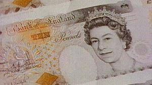 UK prints money to battle recession