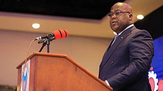 """Tshisekedi appelle à un """"changement des mentalités"""" en RDC"""