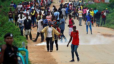 Violences xénophobes : 600 Nigérians se préparent à quitter l'Afrique du Sud