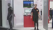 Health monitoring wearable devices at Consumer fair