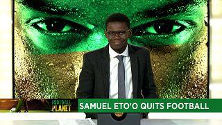 Samuel Eto'o, le Lion range ses griffes