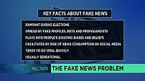 From elections to xenophobia: African countries grappling with fake news [SciTech]
