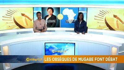Robert Mugabe, ses obsèques font débat [Morning Call]