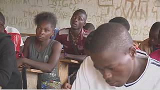 C.A.R faces one of the largest education crisis in Africa