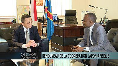Hiroshi Karube : «Avec l'Afrique, le Japon souhaite que les secteurs public et privé soient liés »