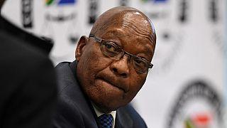 Jacob Zuma sommé par une banque de rembourser ses prêts