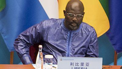 Liberia : le président Weah somme les hauts responsables de déclarer leurs biens