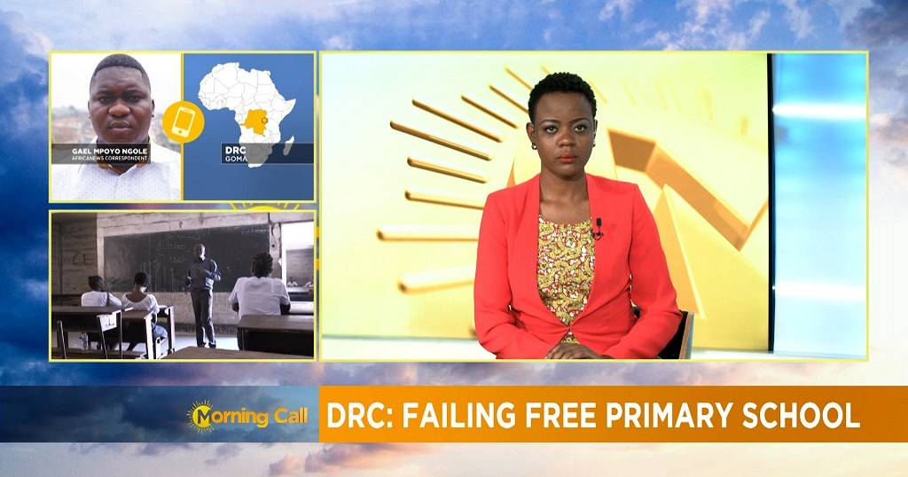 DRC: Free primary education controversy [The Morning Call]