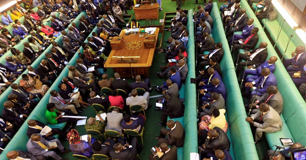 Ugandan MPs warned against 'reckless sex', alcoholism and poor table manners