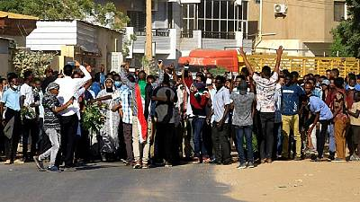 Sudanese demand justice for victims of pro-democracy revolution