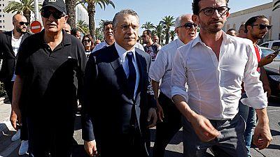 Tunisie : audience sur l'arrestation du candidat à la présidentielle Nabil Karoui