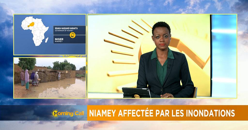 Niger: Niamey hit by intense floods [The Morning Call]