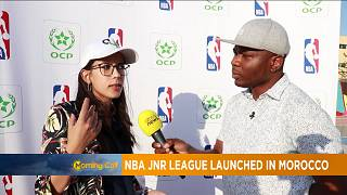 La Juinor NBA League en tournée au Maroc [Morning Call]
