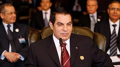 Tunisia's Ben Ali hospitalized for ''serious health crisis''